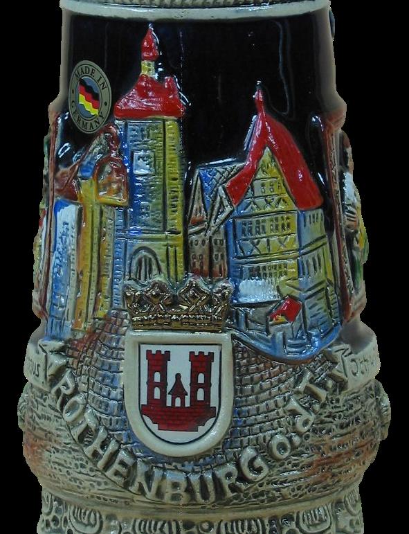 Bierkrug Rothenburg Meistertrunk