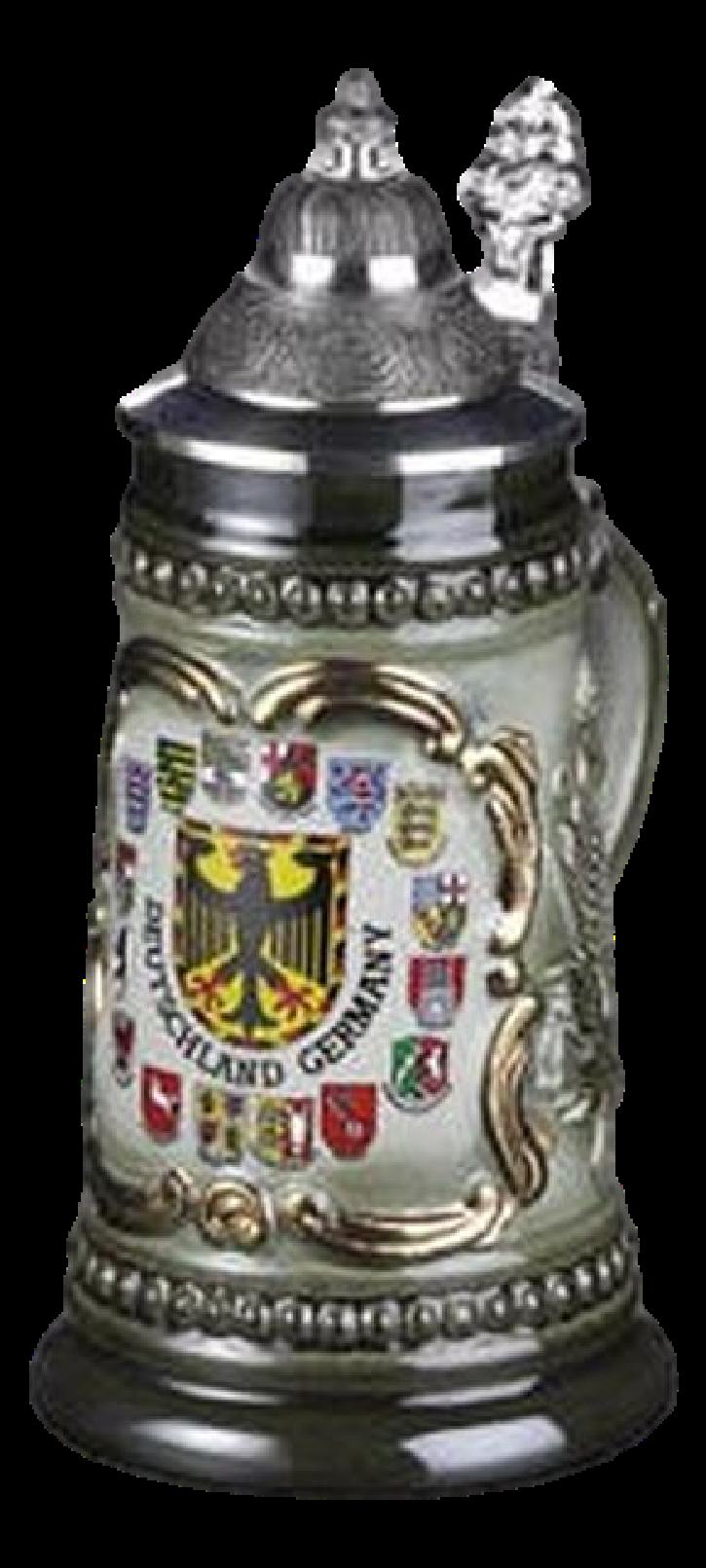 Bierkrug Deutsche Bundesländer