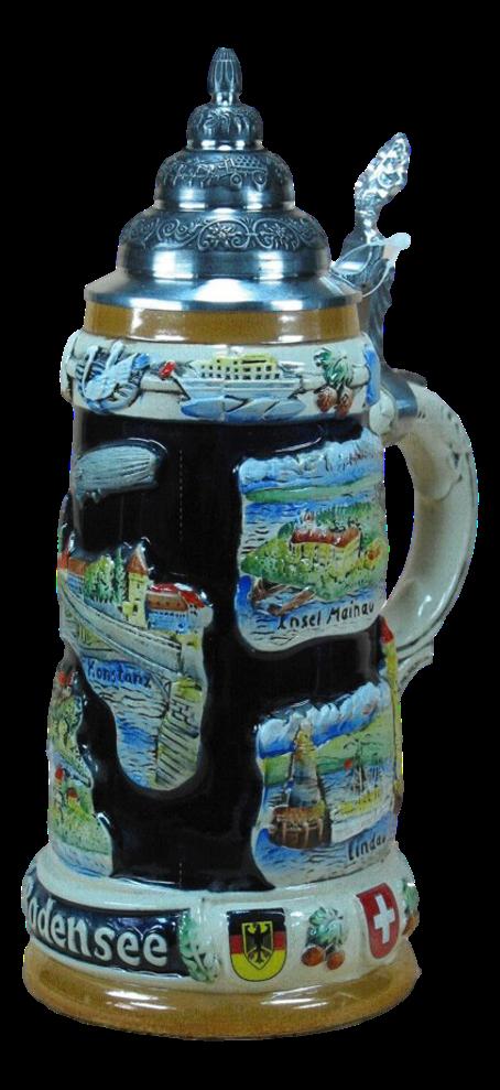 Bierkrug Bodensee