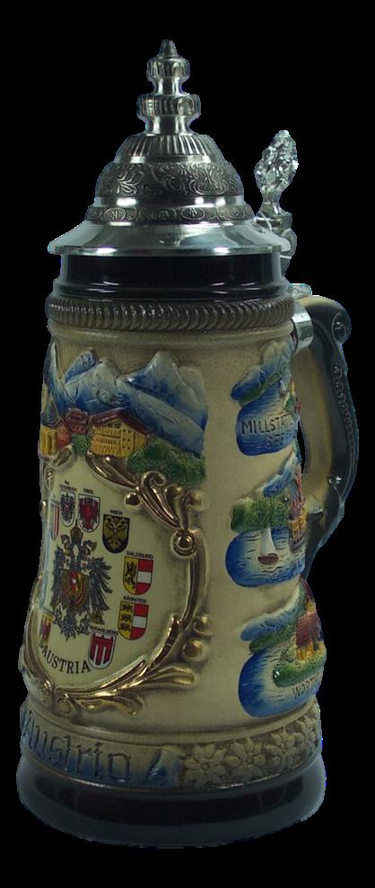Bierkrug Österreichische Bundesländer