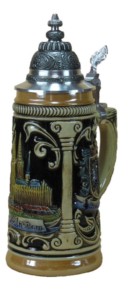 Bierkrug Köln